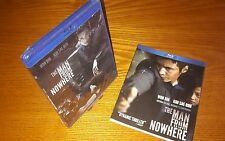 MAN FROM NOWHERE Blu-ray US import region a free(rare OOP slipcover, no UK vrsn)