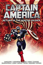 Captain America: Return of the Winter Soldier Omnibus Marvel HC Shrinkwrap
