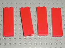 Murs LEGO red bricks 2454 / Set 6339 7945 7240 4999 6389 6478 7892 10128 4556...