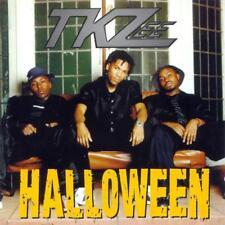 TKZee Halloween 1998 CD BMG Records South Africa Kwaito Rap Hip Hop Album