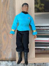 """VTG MEGO MR SPOCK VULCAN STAR TREK 8"""" ACTION FIGURE 1970's 1974 LEONARD NIMOY T3"""