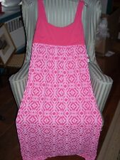 "NWT!!  FRESH PRODUCE ELEGANT & VERSATILE ""SHIBORI"" DESIGN MAXIE DRESS (XL)"