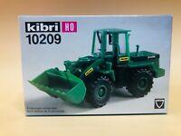 Kibri HO 10209 FAUN F1310 Vehicle Building Kit - Front Shovel Loader