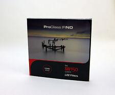 Lee Filters SW150 ProGlass IRND ND3.0 (10 Stop Neutral Density Filter) 150x150mm