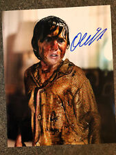 Oliver Robins  signed photo x 2 poltergeist