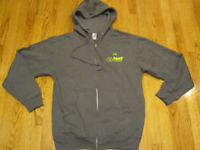 CISCO logo HOODIE SWEATSHIRT Gray Medium MD CCIE CCNA CCSD Switch NEW NWOT CCENT