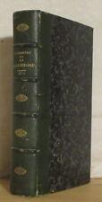 Ferrière LE DARWINISME 1872 germer baillière première édition dédicacé BE RARE