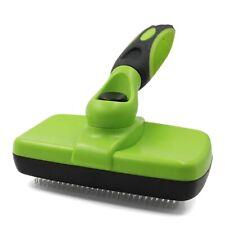 Self Cleaning Dog Cat Slicker Brush Grooming Brush Comb Shedding Tool Hair Fur