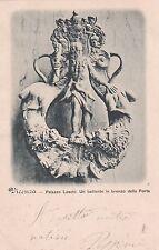 VICENZA - Palazzo Loschi - Un Battente in bronzo della Porta