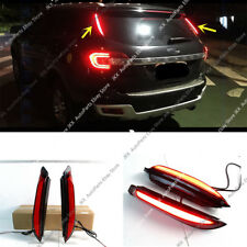 For Ford Everest 2016-2018 Rear Window Lamp Rear Trunk Led Brake Lights k DRL