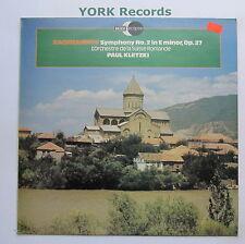 ECS 837 - RACHMANINOV - Symphony No 2 KLETZKI Suisse Romande - Ex Con LP Record