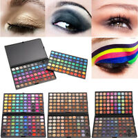 28 120 168 180 252 Color Eye Shadow Makeup Cosmetic Shimmer Eyeshadow Palette