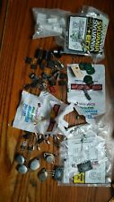 Huge Lot Of Electronic Components, Resistors,Transistors, Fuses, TV parts, Chips