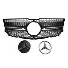 2012 2013 2014 Mercedes-Benz GLK 300 200 250 350 X204 BLACK Diamond GRILLE AMG