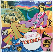 "The BEATLES  ""Oldies""  33T  BIEM 1968 Stéréo  EX/EX"