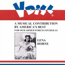 Lena Horne - V-Disc Recordings: A Musical Contribution by America's Best...