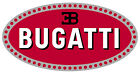 BUGATTI vinyl cut sticker decal 18