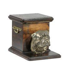 Pet Cremation Urns for Dog's ashes,dog statue pet memorial Casket Ash Box Urn