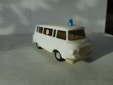 ANKER PLASTIC FRICTION BARKAS B1000 VAN  AMBULANCE NEAR MINT CONDITION