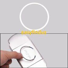 replacement Repair Parts UMD Door silver Ring 4 SONY PSP 3000 slim