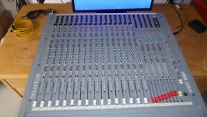 Soundcraft Spirit Studio - Mischpult mit externem Netzteil und Manual
