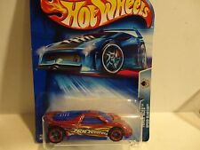 2004 Hot Wheels #203 Red Speed Blaster w/Como Wheels