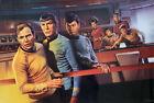 Внешний вид - STAR TREK MOVIE POSTER 1 Sided ROLLED ORIGINAL 25th Anniversary 40x27 CREW