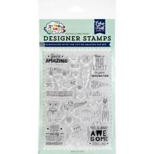 Echo Park Photopolymer Stamps You're Amazing S-5, NEW