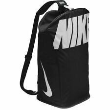 Nike Alpha Adapt Crossbody Duffel Bag Black White BA5183-010 37L