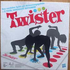 Gioco twister con pericolo nodo Hasbro nuova edizione da 6 anni.  In alto