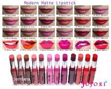 Jordana Cosmetics - Modern Matte Lipstick - 24 Colours You Choose - Made In USA