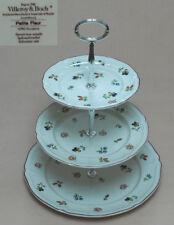 "Villeroy & Boch ""Petite Fleur"" tre Tier Cake stand"