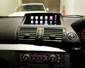 Wireless Apple Carplay Module Android auto For BMW 1 Series E87 E88 CIC system