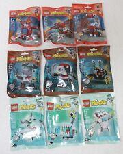 LEGO Mixels Cartoon Network Series 8 Set of 9 41563-41571 NEW FREE SHIPPING