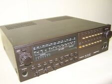 Tonica RX 81 Receiver Robotron, RFT HifI GDR Radio, Tuner with amplifier