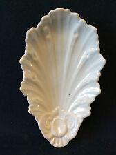 Porcelaine de Paris coupelle décor coquille Saint-Jacques XIX ème , France