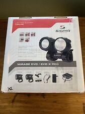Sigma Mirage Evo Pro Bike Lighting System
