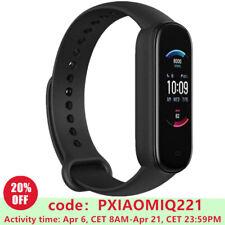 Banda amazfit 5 Amoled Bluetooth 5.0 à prova d 'água 5ATM frequência cardíaca Fitness