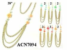 Bulk Wholesale Lot Costume Fashion Jewelry Necklaces and Necklace Sets