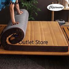 Thick Flannel Mattress Tatami Stereoscopic Comfortable Mattresses Bedspreads