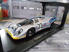 Porsche 917 K 1000km spa 1971 brevemente popa #23 marko V Lennep Martini rar norev 1:18