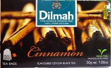 Cinnamon Tea | Pure Ceylon Tea | 20 TEA BAGS