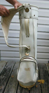 Vintage PGA Tufhorse Cart Golf Bag