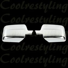 FOR 2004 2005 2006 2007 2008 Ford F150 Chrome FULL Mirror Covers