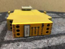 Pilz PNOX XE1, 774620. Sicherheitsrelais 24VDC Safety relay