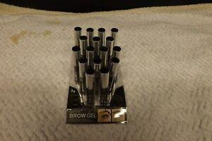 1x Technic Eye Brow Gel Definer Mascara Brush dark brown