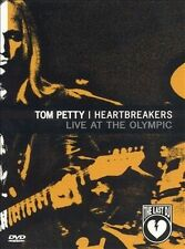 Live at the Olympic: The Last DJ and More by Tom Petty - NEW SEALED -  CD & DVD