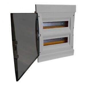 Distribution Box Flush-Mounted 24/26 Module Fuse Box IP40 M-L 1060