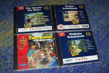 TKKG und 5 Freunde PC Sammlung gleich 4 Spiele alle in 1 Auktion TOP