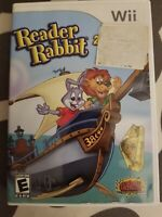 Reader Rabbit 2nd Grade (Nintendo Wii, 2011)